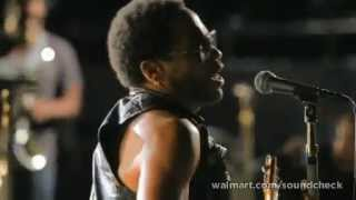 Lenny Kravitz - Let Love Rule (SoundCheck Walmart 2011)