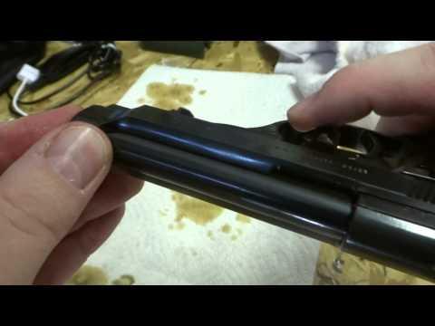 Beretta Mod 84 takedown