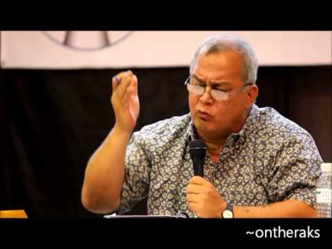 U.S. Congressional Delegate Candidate forum- Gregorio Kilili Sablan
