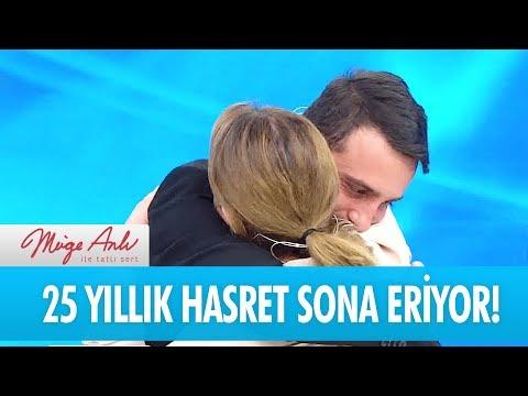 Yeşim Gül, hiç görmediği kardeşi Barbaros'a kavuştu - Müge Anlı İle Tatlı Sert 20 Kasım