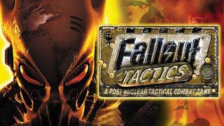 Обзор игры: Fallout Tactics (2001)