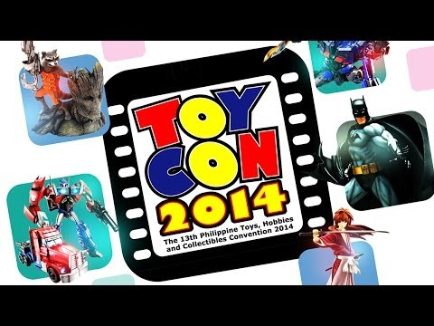 Anime Pilipinas LIVE: TOYCON 2014 Epic Launch at the Resorts World Manila
