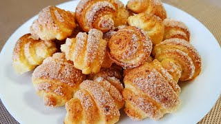 Curd rolls. Taste of childhood | kitchenice