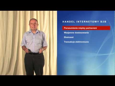 PDA WYKŁADY 11.6 - Handel business to business, B2B