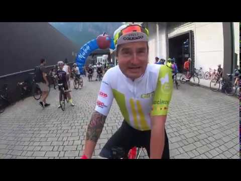 Czech Television Report of the 43° Giro delle Dol...