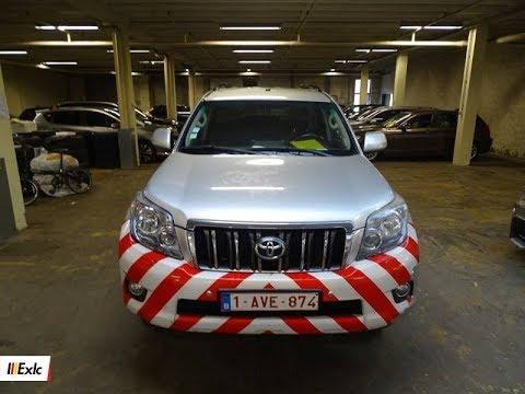 Битые авто на Европейских Лизинговых Аукционах #1