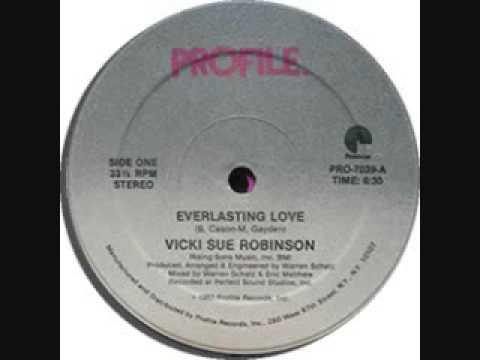 "DISC SPOTLIGHT: ""Everlasting Love"" by Vicki Sue Robinson (1983)"