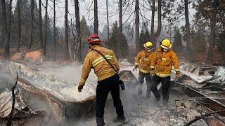 Megfékezték a kaliforniai tüzet