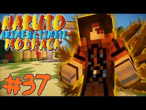 TROUBLE WITH CLONES! || Naruto Anime Ultimate Modpack Episode 37 (Minecraft Naruto Anime Mod)