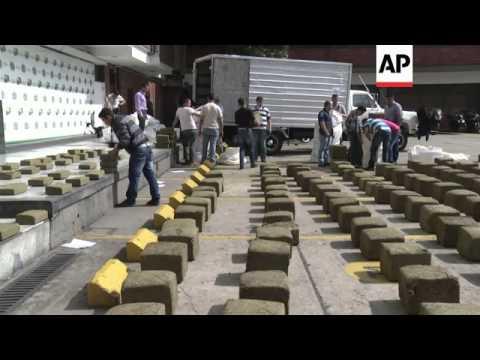 Authorities seize three tons of marijuana in capital