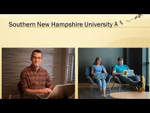 1. 7 ||2016-2017 ||Southern New Hampshire University Admission