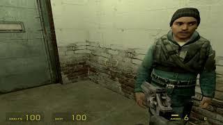 Half-Life 2-The Rat's Nest Part 1