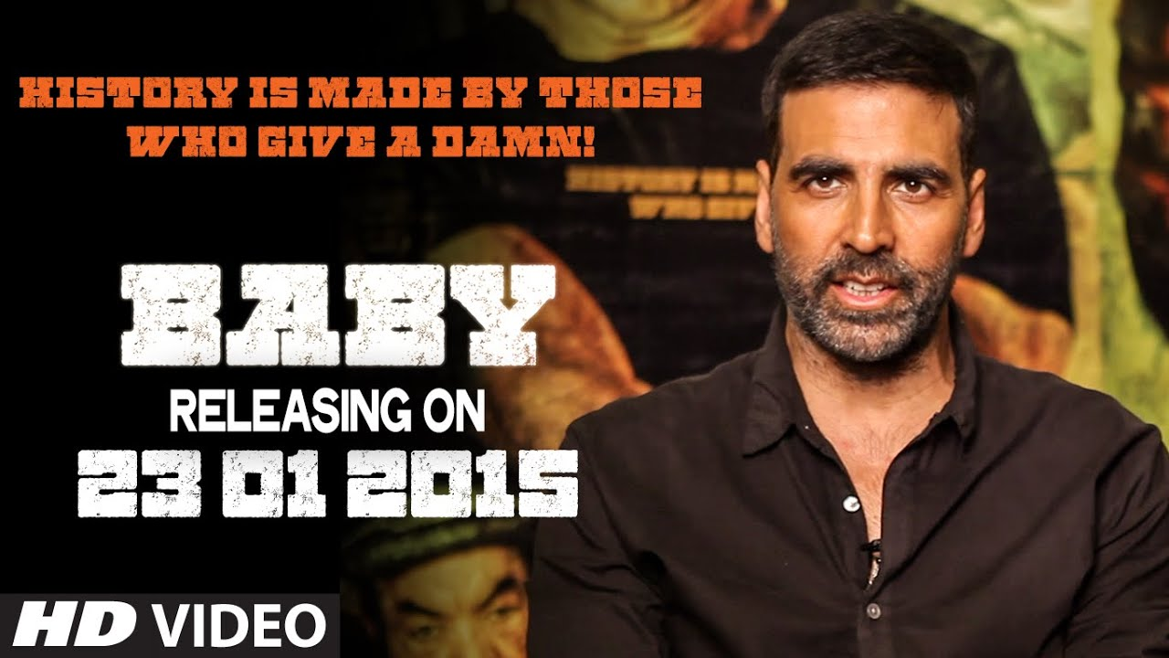History is Made by Those Who give a DAMN !! | Baby - Releasing 23rd January 2015