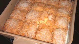 coconut & vermicelli cake