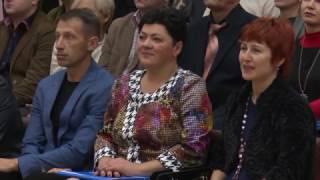 Відкриття Всеукраїнського семінару «Розвиток масового футболу»