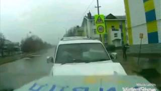 "Приколы на дороге 2016.""Ржака до слёз"""