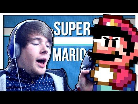 THE HARDEST RETRO GAME! | Super Mario World | TDM Plays [OUYA / SNES]