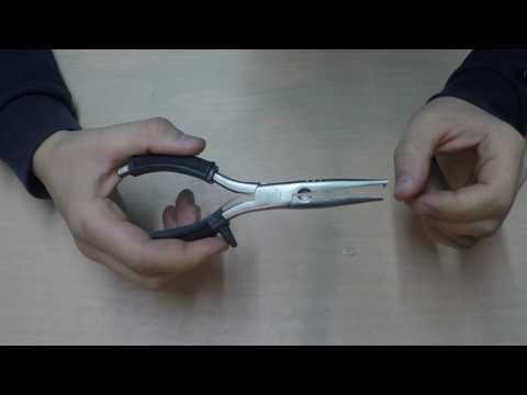 Плоскогубцы KDF KX-001012