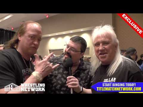 Rock 'N' Roll Express on WWE Hall of Fame, Legendary Midnight Express Feud