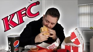 KFC MEAL BOX EATING CHALLENGE | UK | Bradley Chlopas