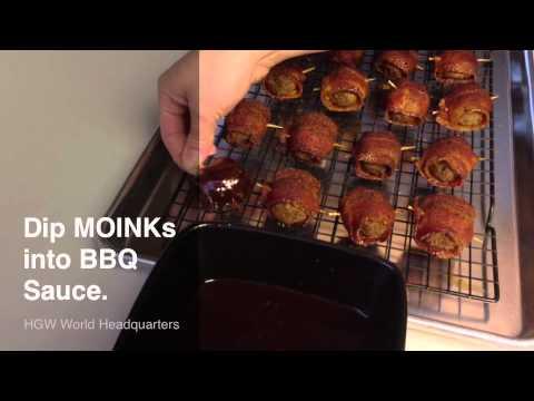 MOINK Ball Sandwich