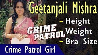 Geetanjali (Crime Patrol Actress) Biography   Age   Height   Weight   Gyan Junction