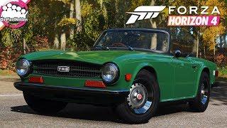FORZA HORIZON 4 #121 - Gemütliche Herbsttagsfahrt - Let's Play Forza Horizon 4