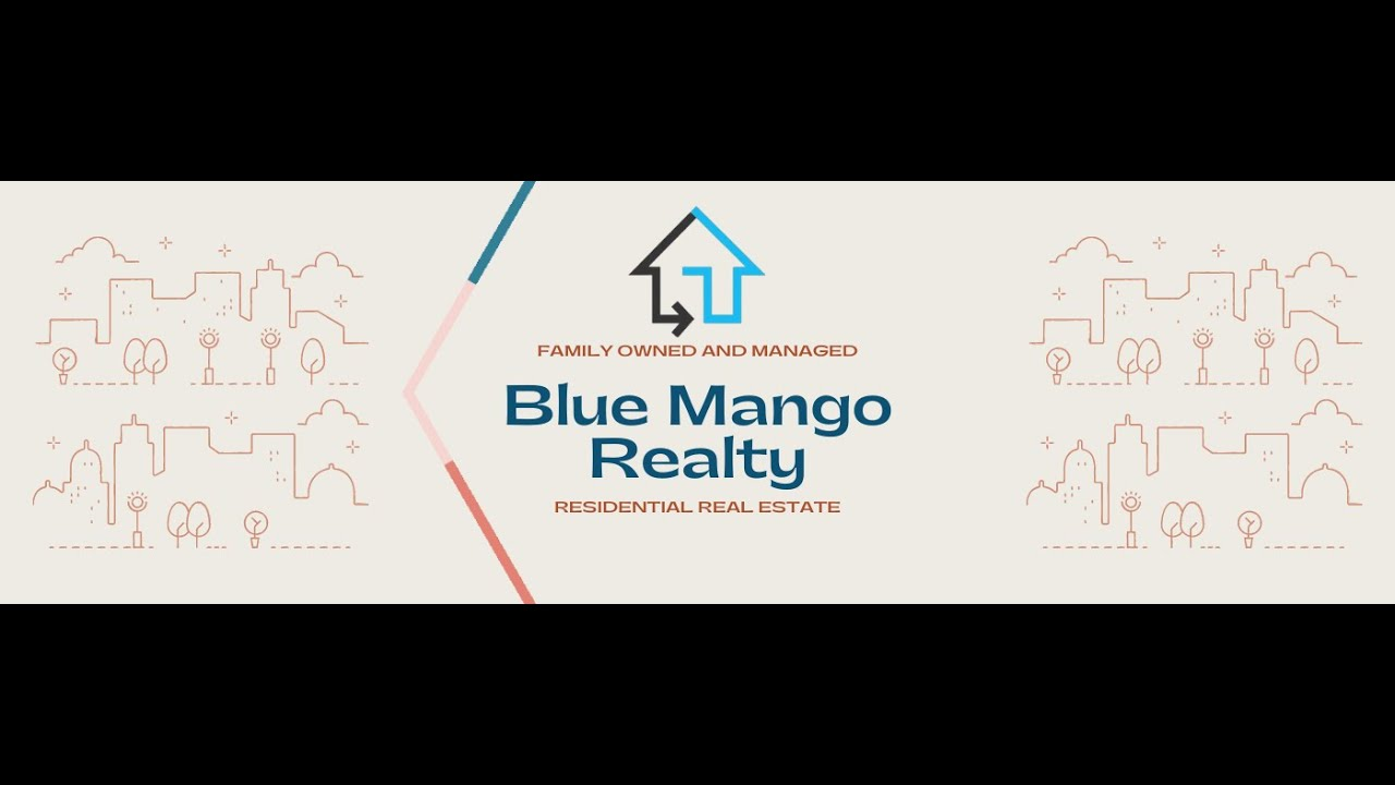Welcome to Blue Mango Realty!