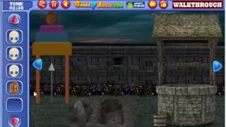 Funeral Zombie Escape Walkthrough