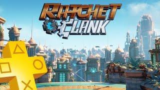Ratchet & Clank PS Plus March 2018 until April 2018