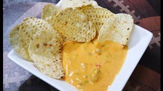 Chorizo Jalapeño Cheese Dip