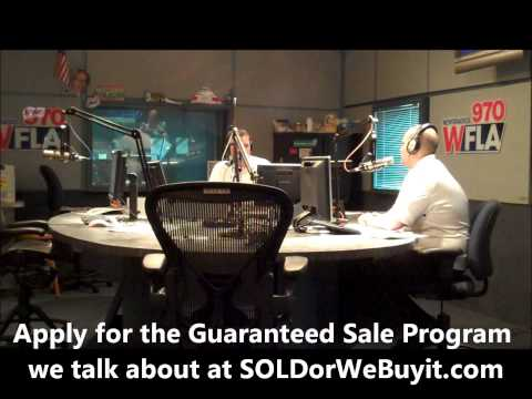 How to Sell and Buy a Home at same time contingency - with our Guaranteed Sale Program in Tampa Bay