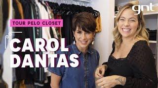 Tour Pelo Closet da Ca Dantas   Maternidade   Fernanda Paes Leme
