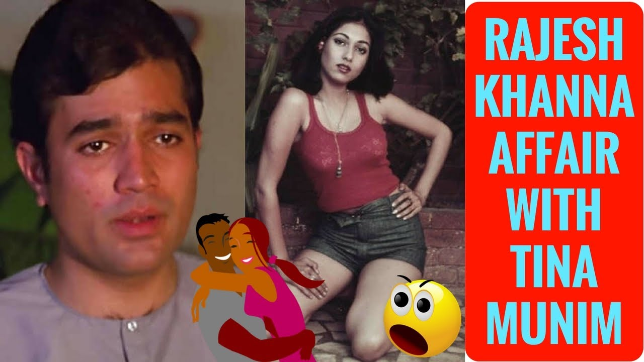 Rajesh Khanna & Tina Munim Lesser Know Life Facts ...  Rajesh Khanna &...