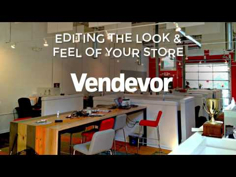 How to Edit Look and Feel - Vendevor Support