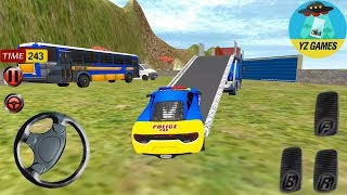 Police Car Offroad Transport Truck | Android GamePlay FHD