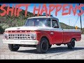 I fixed the oil leak in my 1965 Ford F100 [Shift Happens]