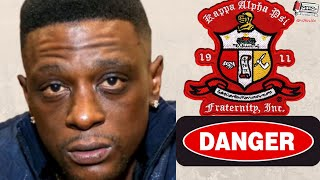 Lil Boosie In FEAR For His Life After Kappa's Apply Pressure On Him?!?!