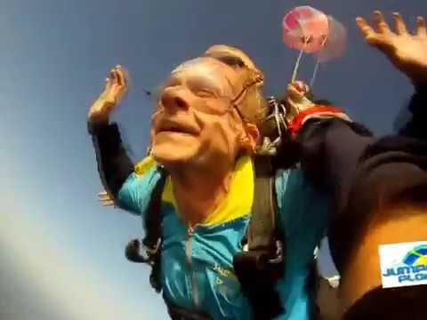Kevin Porter Tandem Skydiving in Jacksonville Fl