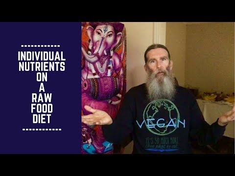 Individual Nutrients on a Raw Food Diet: Food Synergy