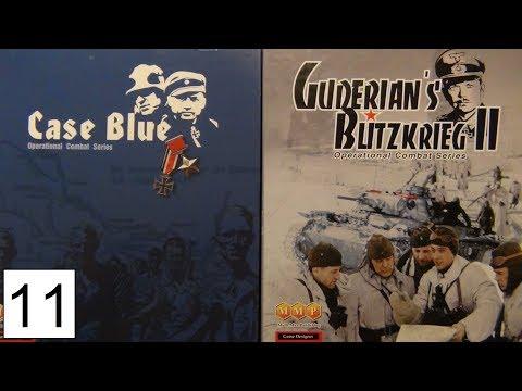 Case Blue + Guderian's Blitzkrieg II Part 11 - Turn 3