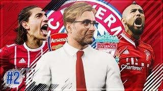KLOPP will VIDAL!! 😳 NEUEN RECHTSVERTEIDIGER GEHOLT!! 🔥🔥 - FIFA 18 FC Bayern Karriere #2