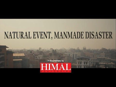 Natural Event, Manmade Disaster