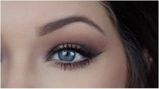 Warm Toned Halo Smokey Eye | Kat Von D Eye Contour Palette | Tori Sterling ♡