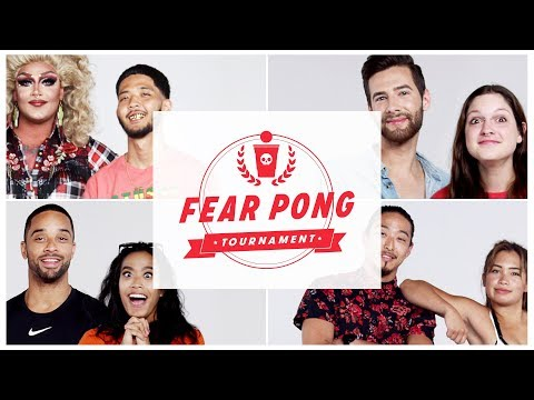 We're Having a Fear Pong Tournament! | Fear Pong | Cut