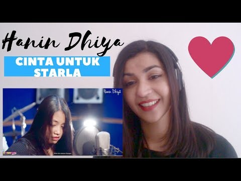 Hanin Dhiya -Virgoun-  Surat Cinta Untuk Starla (cover)-- Reaction Video!