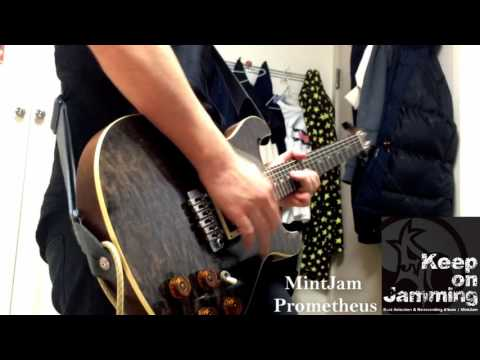 MintJam -Prometheus (Re-recording Version) Guitar Cover
