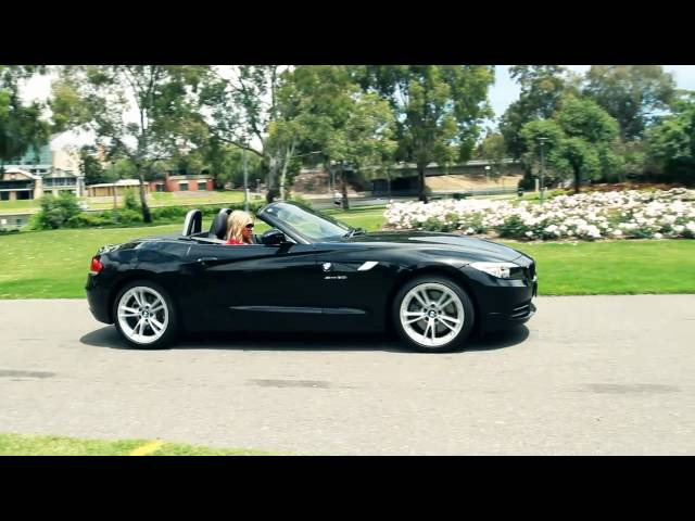 Bmw Z4 Roadster Review Video Watch Now Autoportalcom