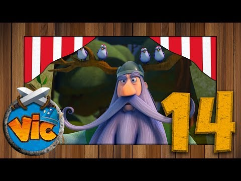 🌊🌊#14 Judgement of Thor - Vic the viking - FULL Episodes 🌊🌊