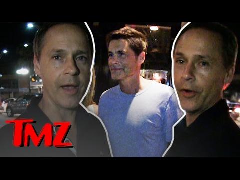 Chad Lowe vs. Rob Lowe: Who Picks Up The Tab?  TMZ